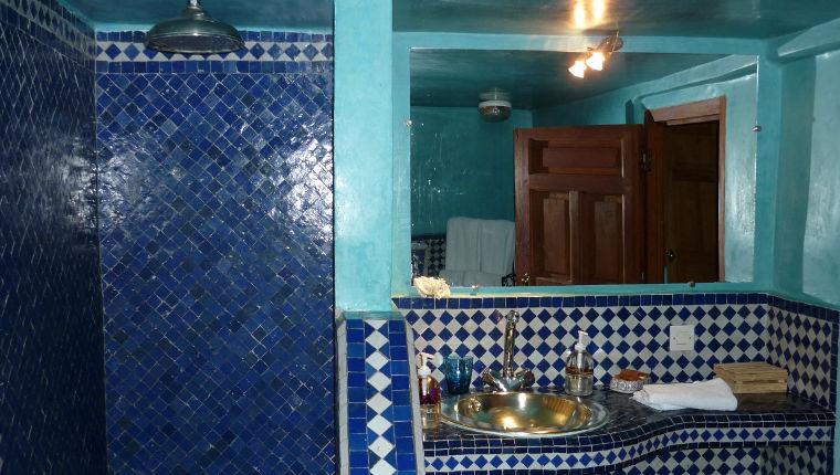 riad la cl de fes - Salle De Bain Marocaine Traditionnelle