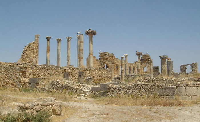 Ruines a visiter a fes